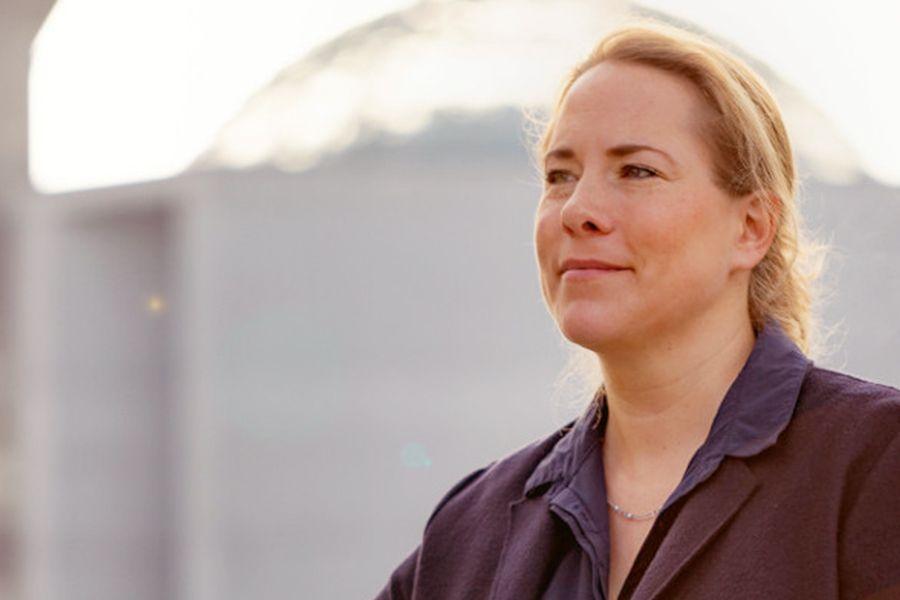 Geschäftsführerin des Vereins UnternehmensGrün Dr. Katharina Reuter