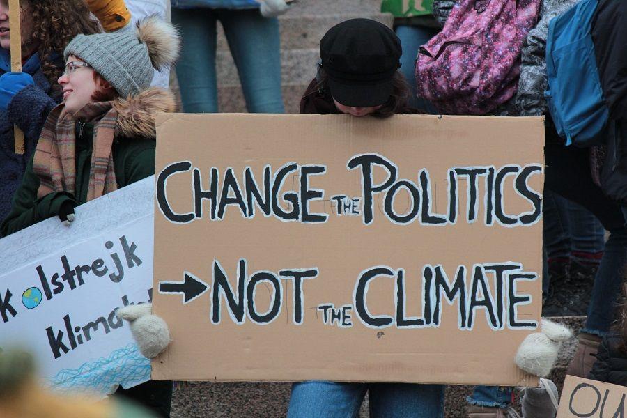 Corona fordert die Politik weiterhin am Klimaschutz zu bleiben