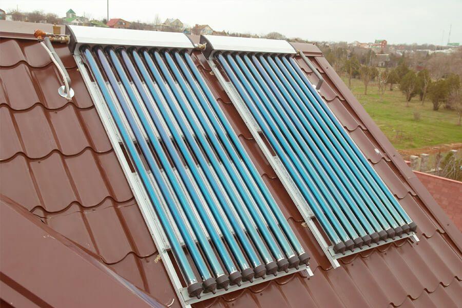 Funktionsweise einer Solaranlage und Unterschied zu einer PV-Anlage