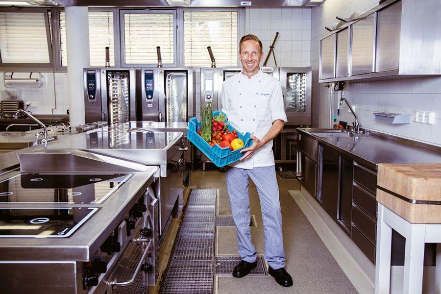 Kantine 2.0 – das nachhaltige Betriebsrestaurant