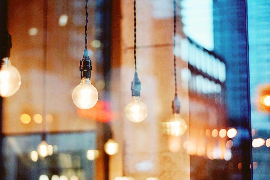 LED-Deckenlampen.