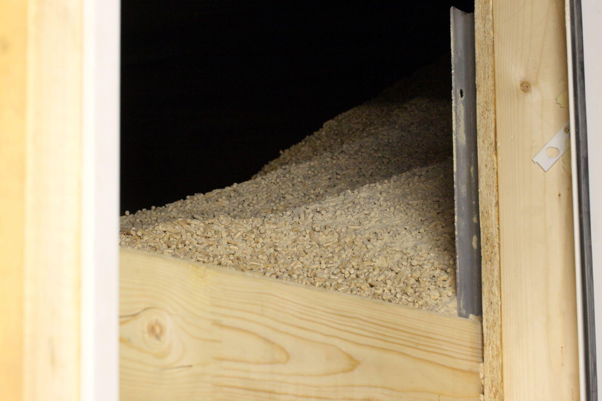 Holzpellets für Pelletheizung