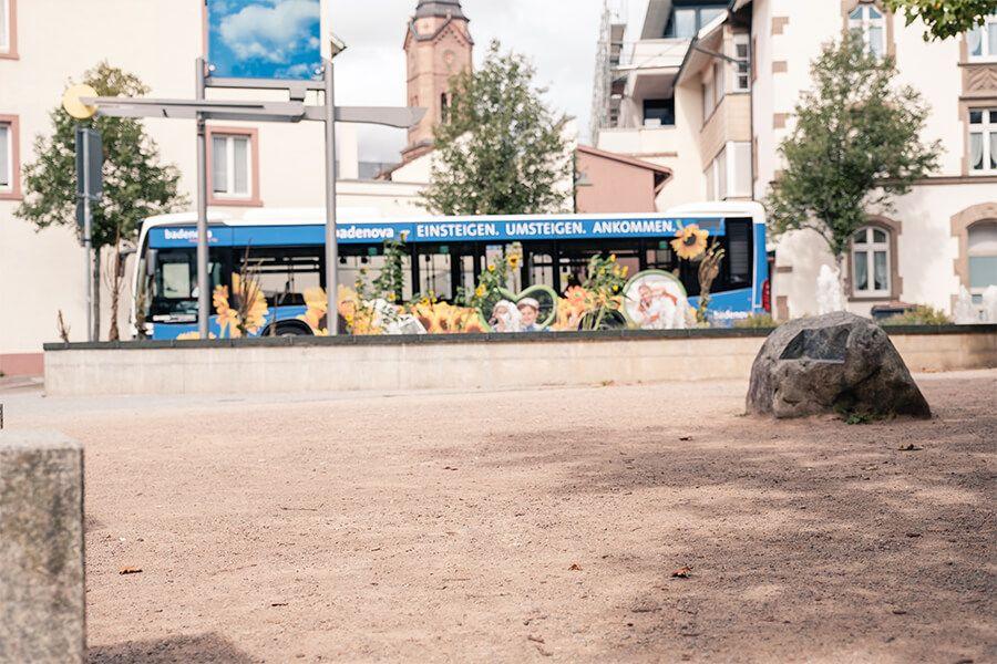 Öffentlicher Verkehr in Lörrach