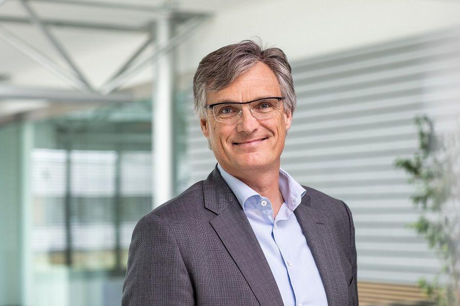badenova Vorstand Dr. Thorsten Radensleben