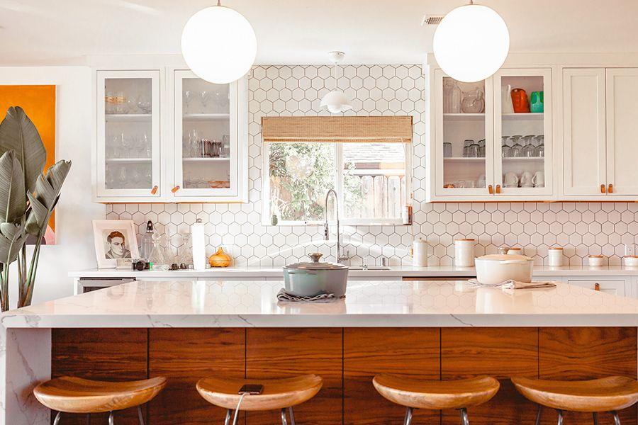 Wiederverwendbare Behälter ersetzten Frischhaltefolie in der Küche