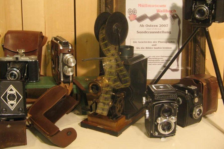 Photographie-Ausstellung im Müllmuseum in Bad Säckingen