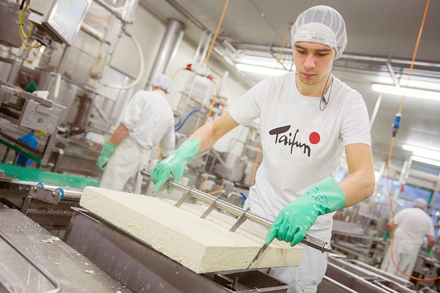 Nachhaltig, erfolgreich und innovativ - Bio-Tofu aus Freiburg
