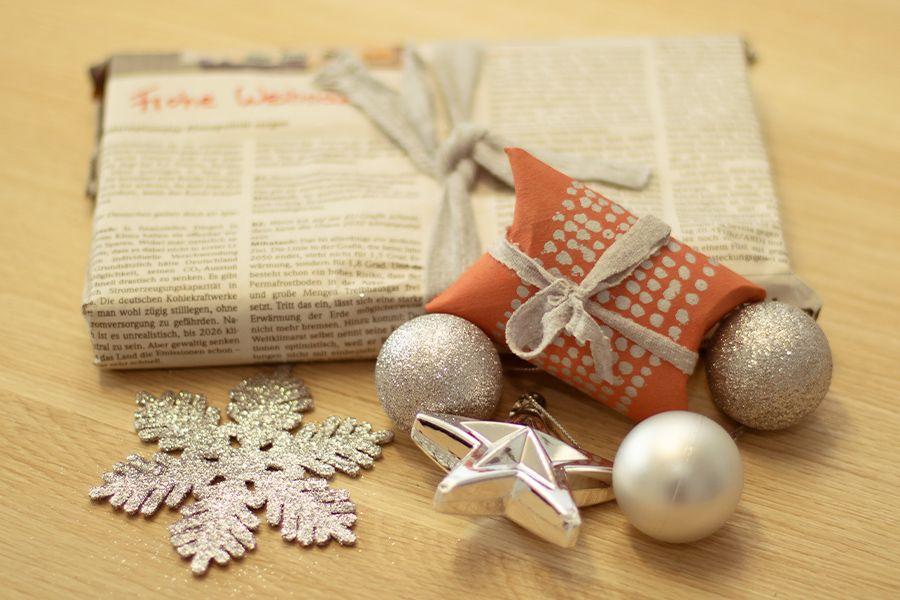 Weihnachtsgeschenke nachhaltig verpacken? So einfach geht das!