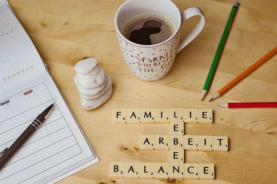 Eine gute Work-Life-Balance ist gerade im Homeoffice von großer Bedeutung: Beruf und Privat ist nicht mehr so leicht räumlich zu trennen. Nimm Dir immer wieder Zeit nur für Dich selbst!