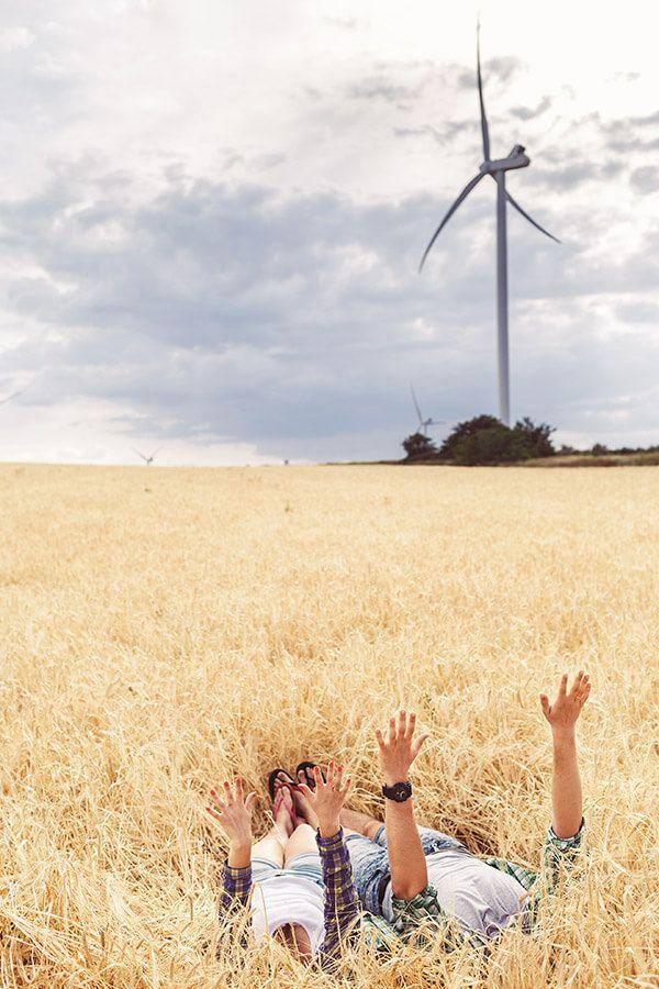 7 Gründe für Ökostrom