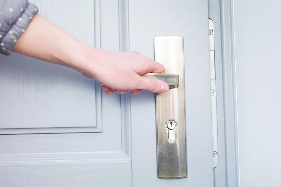 Gasverbrauch senken: Türen geschlossen halten