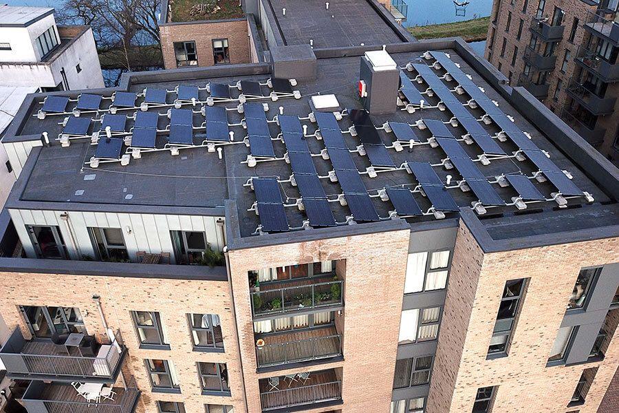 Mieterstrom: direkt, günstig und gut fürs Klima