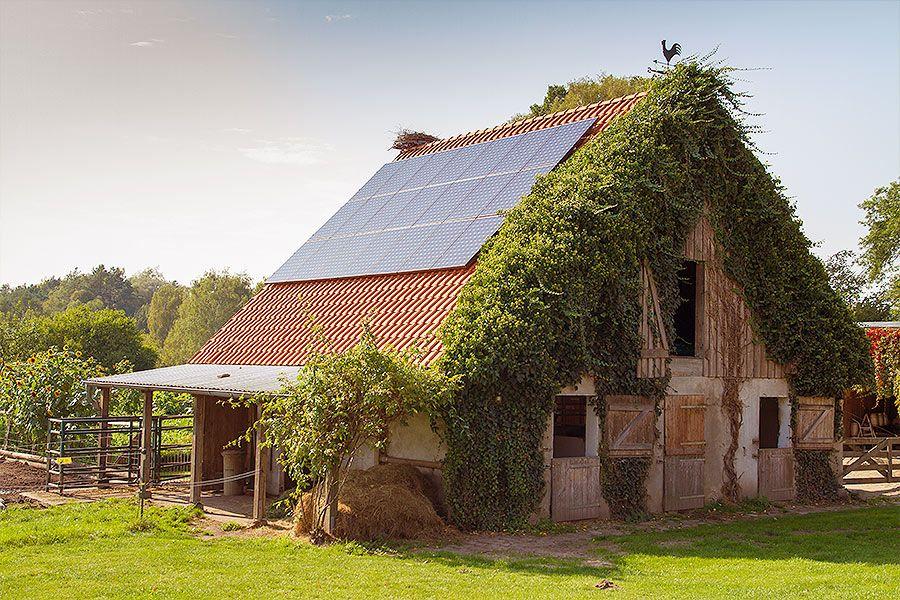 Ökostrom aus Solarenergie