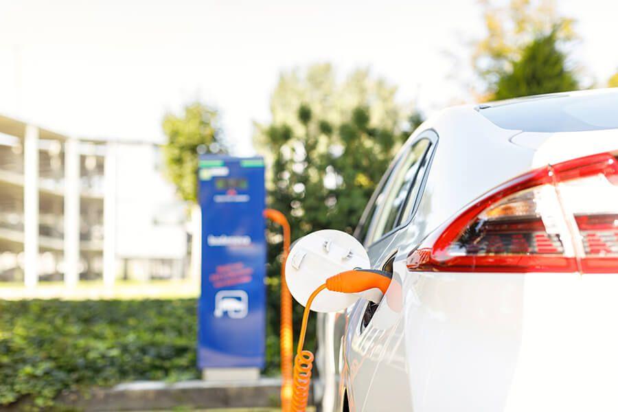 Staatliche Förderung Elektroauto