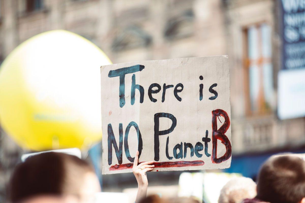 Schüler, die aus Protest gegen den Klimawandel freitags die Schule auslassen