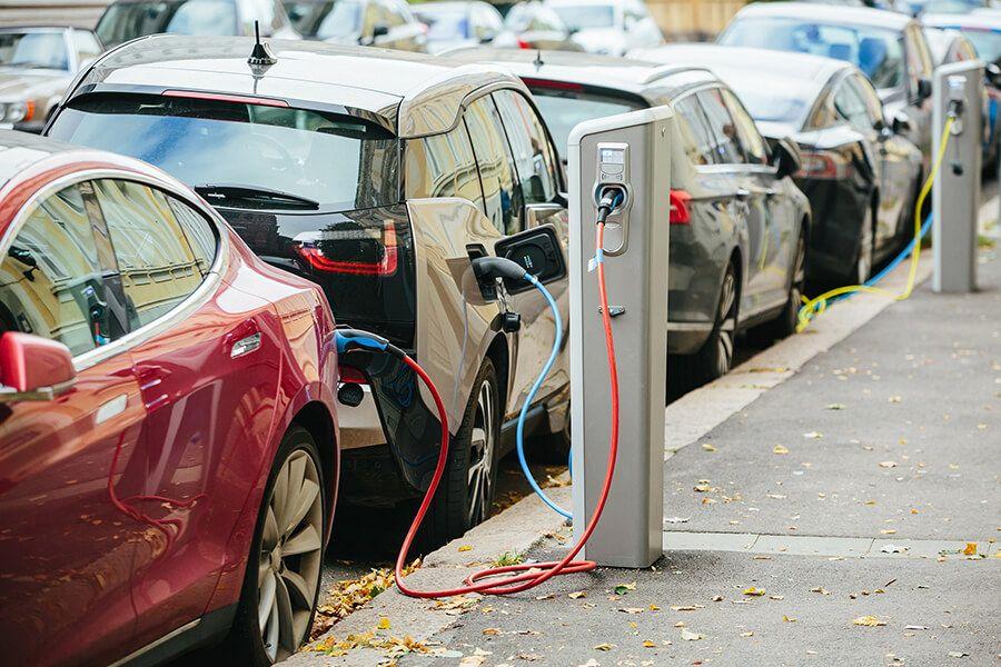 Förderung Deines Elektroautos