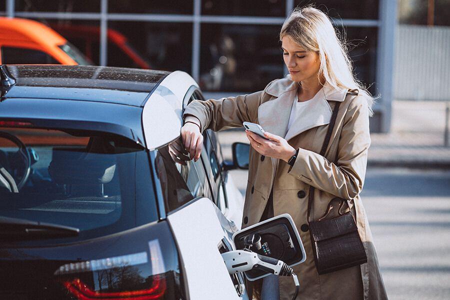 Übersicht Modelle Elektroautos