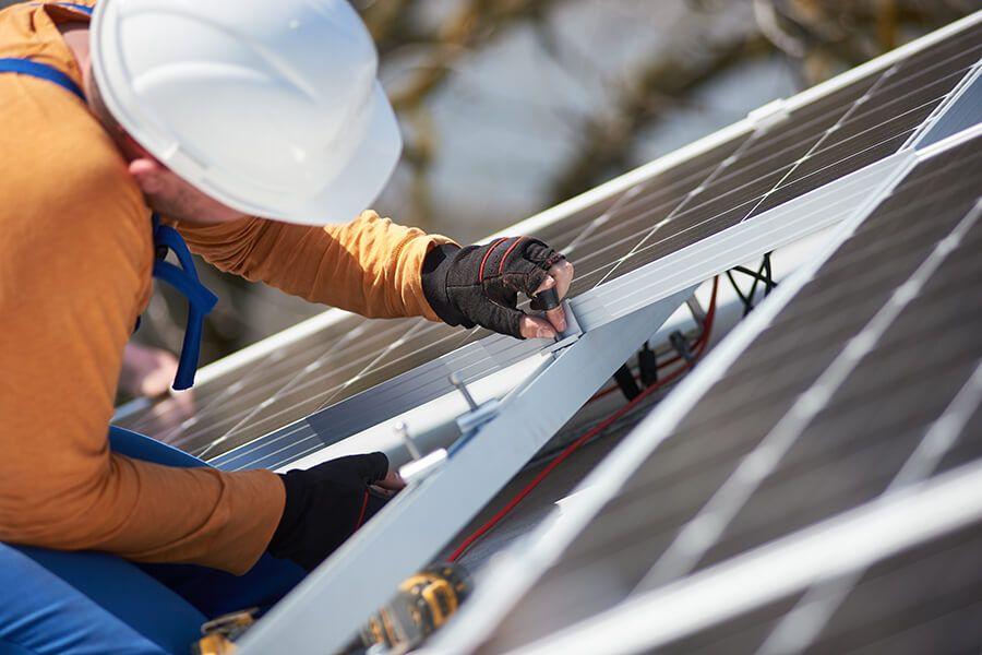 Kosten für Montage und Installation einer Solaranlage