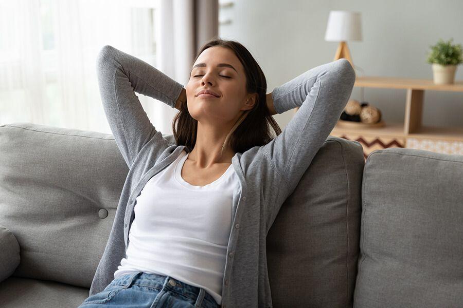 Immer frische Luft mit einem Luftreiniger für Dein Smart Home System