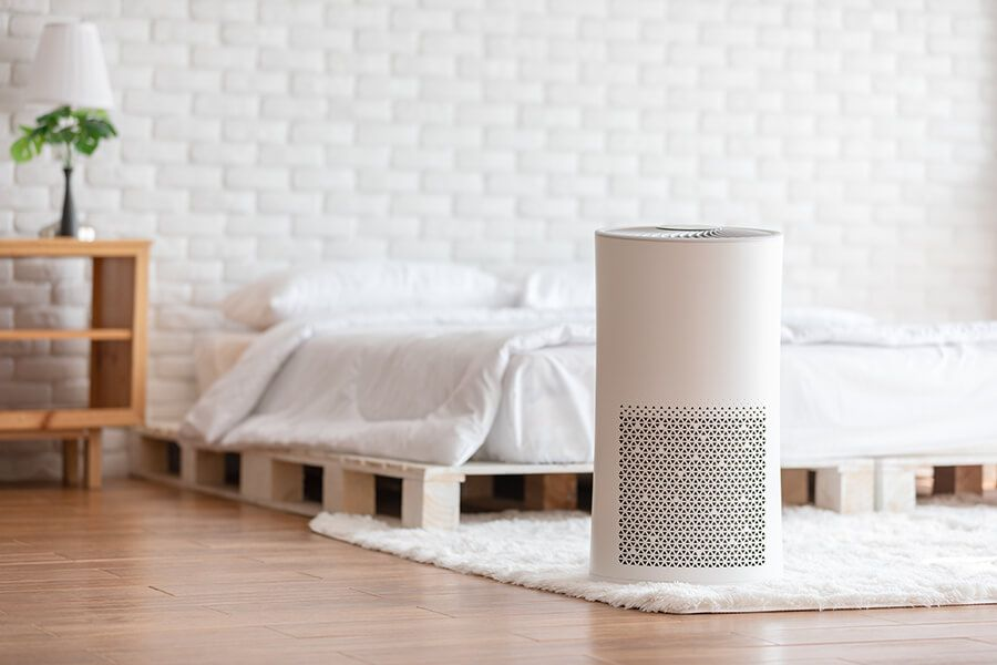 Luftreiniger für Dein Smart Home System