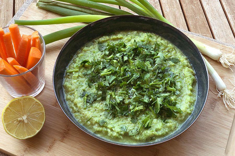 Broccomole Rezept – vegan und gesund