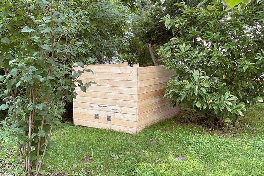 Komposter selbst bauen – so geht's!