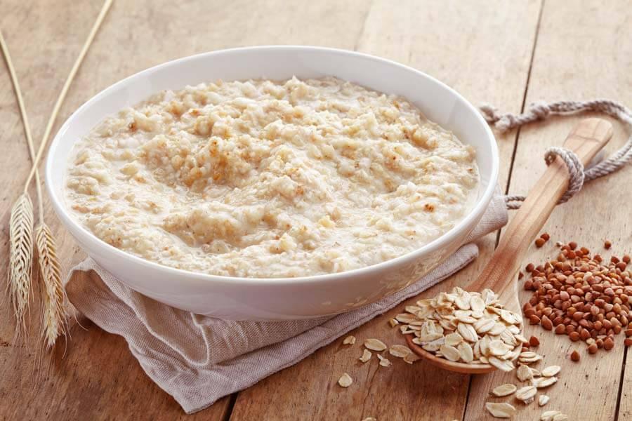Porridge Grundrezept mit Wasser