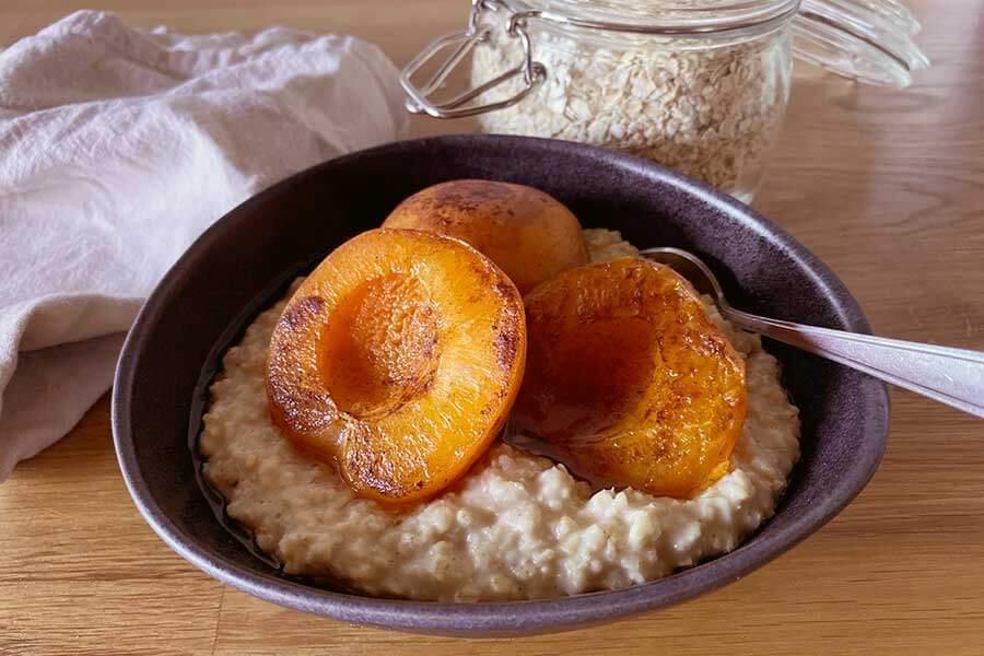 Porridge: Das Rezept für ein gesundes Frühstück