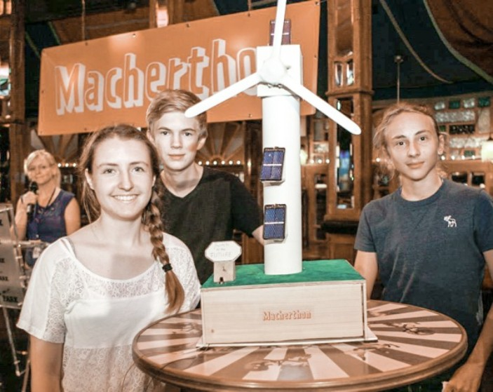Upcycling Macherthon - for schools